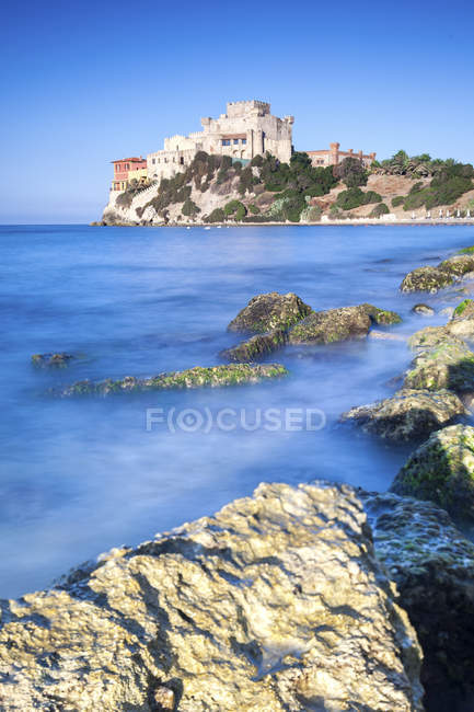 Falconara Castle, Butera, Italy — Stock Photo