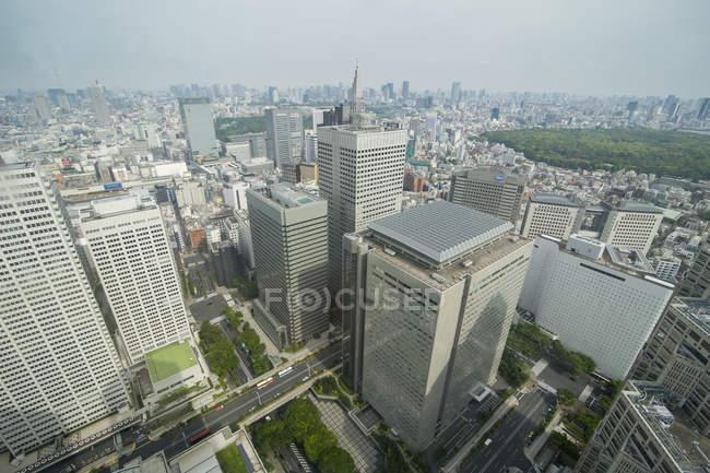 Tokyo de Mairie — Photo de stock