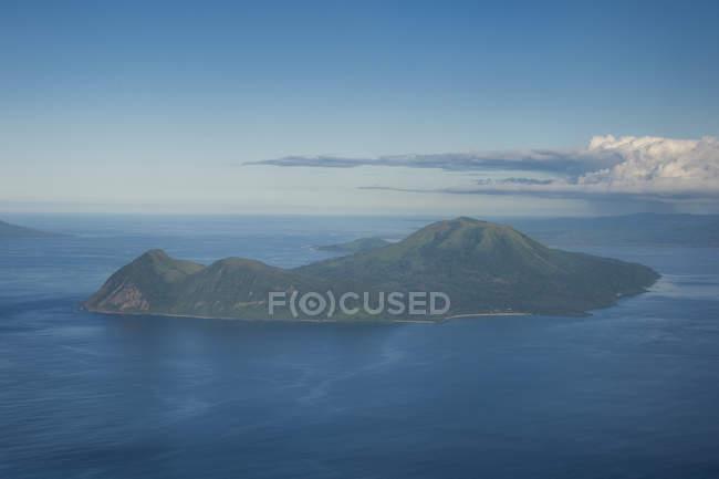 Isola di Tongoa, isole Shepherd — Foto stock