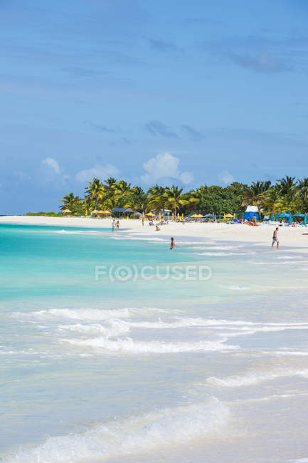 World class Shoal Bay East beach — Stock Photo