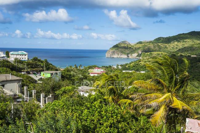 Little Bay, Montserrat — Stock Photo