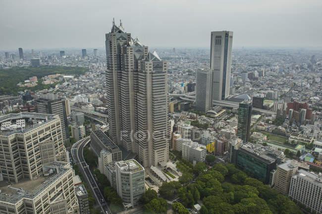 Avis sur Tokyo — Photo de stock