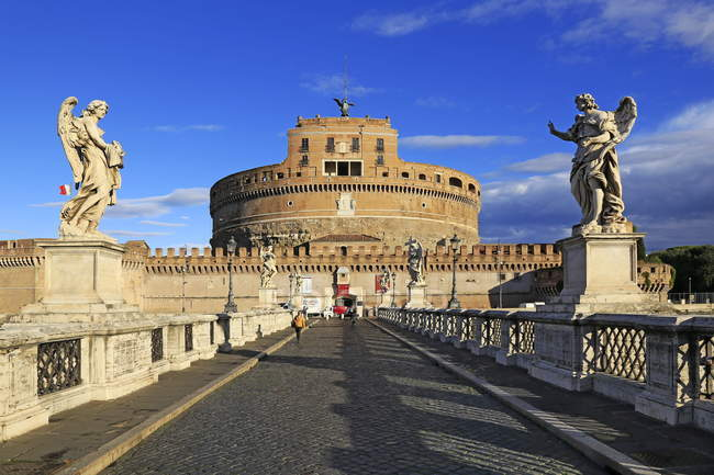 Castel Sant'Angelo Castle — Stock Photo