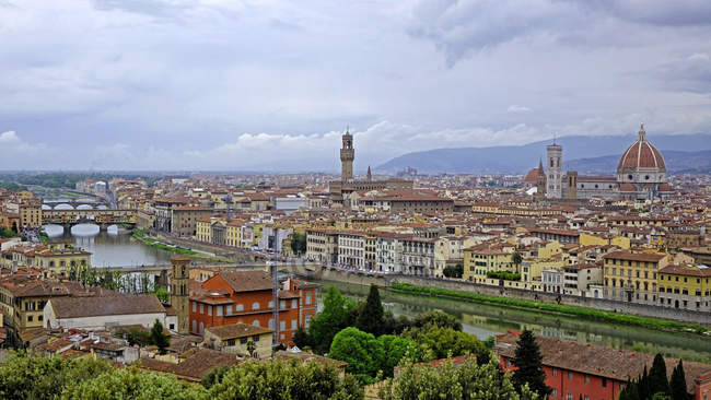 Florence, Tuscany, Italy — Stock Photo