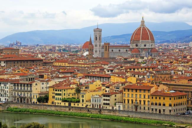 Florence, Tuscany, Italy — Stock Photo
