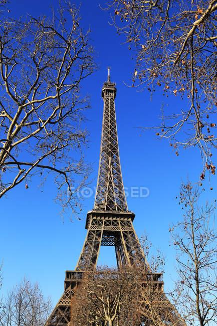 Eiffel Tower, Paris — Stock Photo