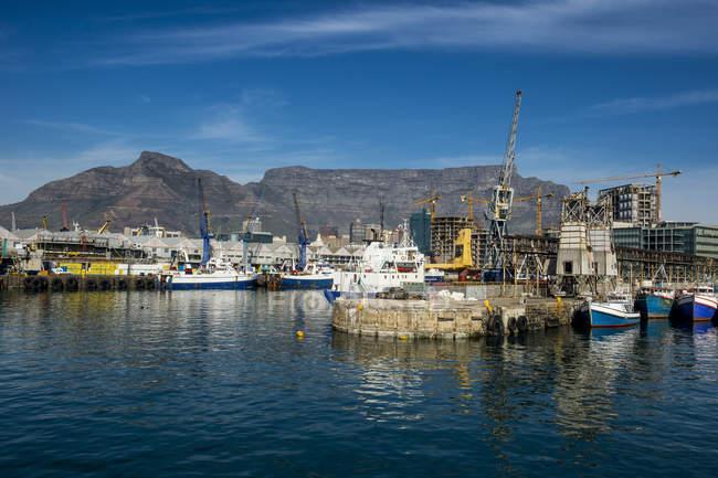 Victoria und Alfred Waterfront, Cape Town — Stockfoto