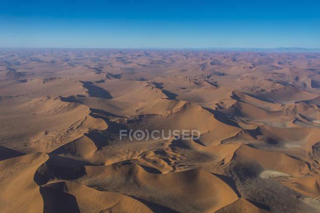 Пустыня Намиб, Намибия — стоковое фото