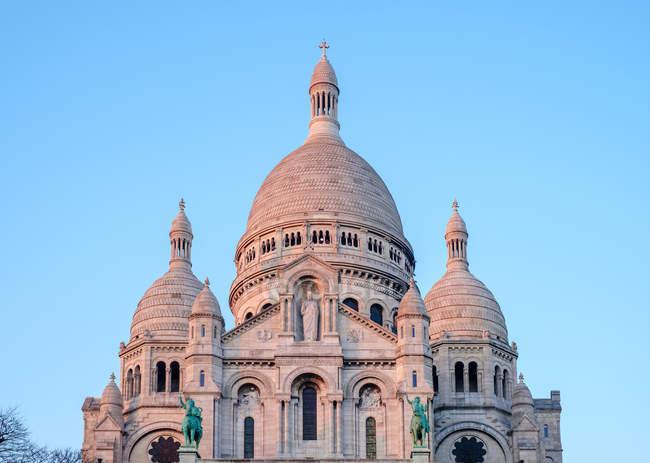 Basilica of Sacre Coeur — Stock Photo