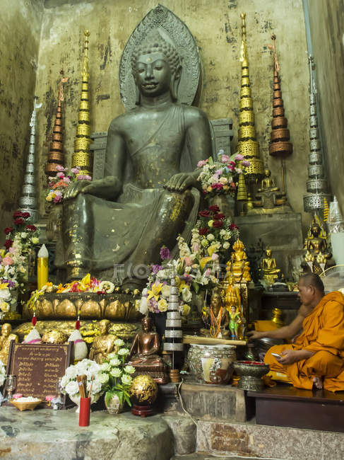 Buddha, Ayutthaya, Thailand — Stock Photo
