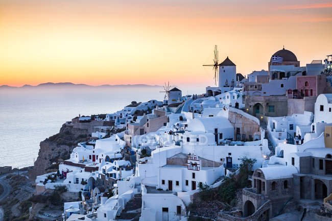 Santorini, Cyclades, Greek Islands — Stock Photo