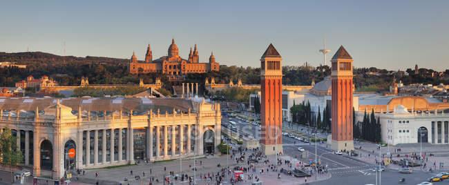 Подання, Барселона — стокове фото