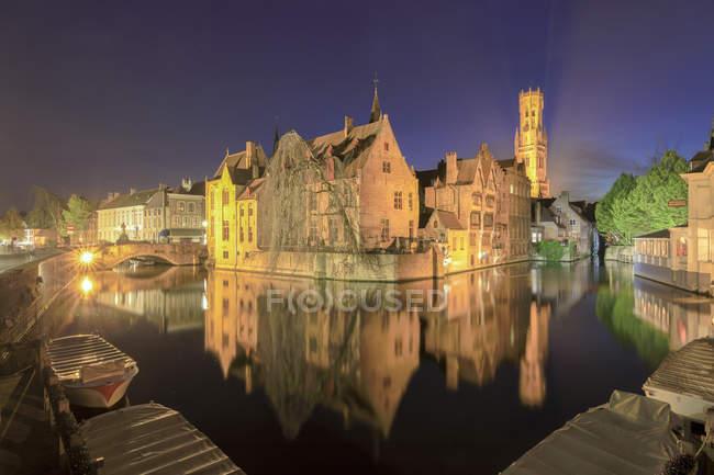 Брюгге, Западная Фландрия, Бельгия — стоковое фото