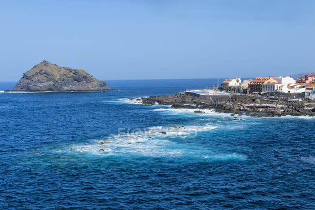 Mirador del Emigrante, Tenerife — Stock Photo