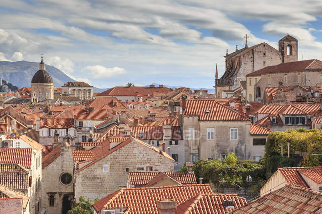 Old Town, Dubrovnik — Stock Photo