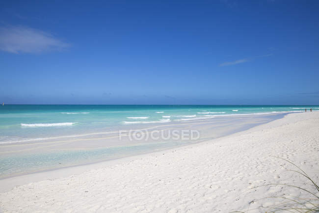 Playa Santa Maria beach — Stock Photo