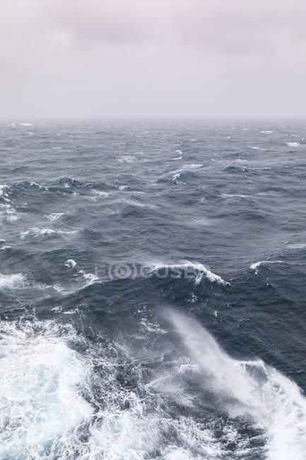 Storm in Gulf of Alaska — Stock Photo