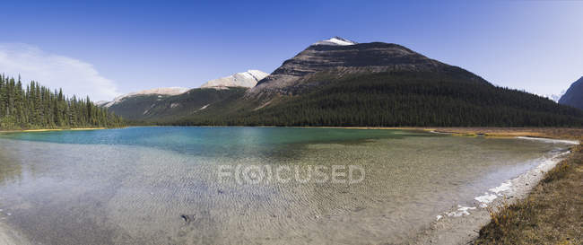 Mount Robson Provincial Park — Stock Photo