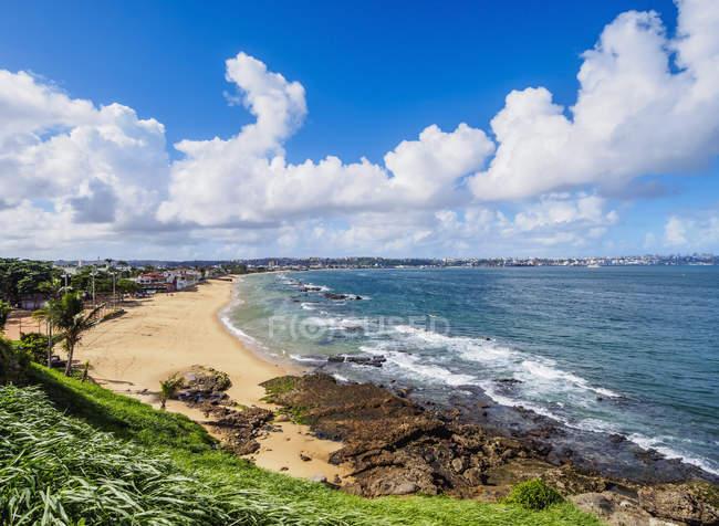 Praia da Boa Viagem — Fotografia de Stock