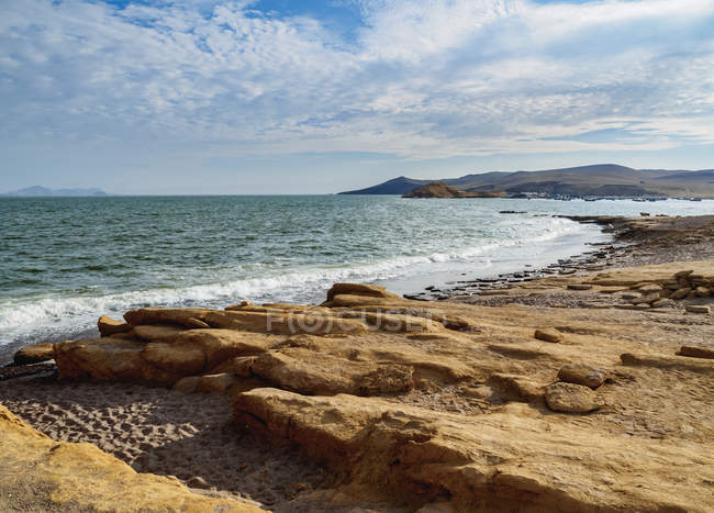 Costa di Paracas National Reserve — Foto stock