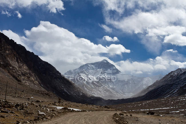 Campamento Base del Monte Everest - foto de stock