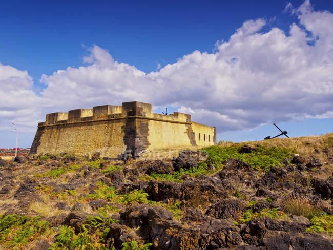 Forte de Santa Catarina — Fotografia de Stock