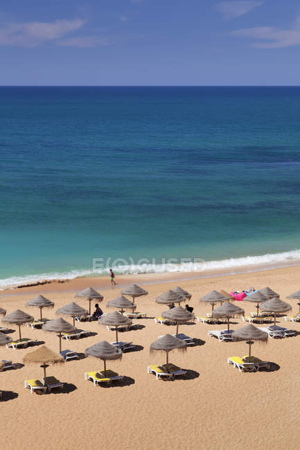 Praia do Castelo beach — Fotografia de Stock