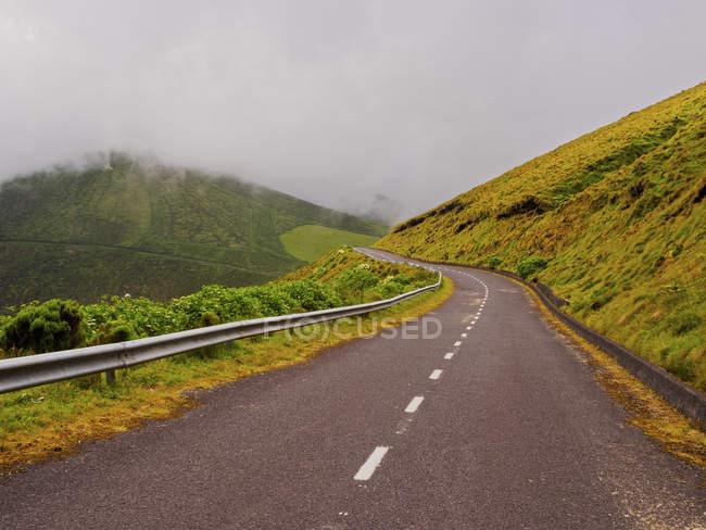 Camino a Isla de Flores - foto de stock