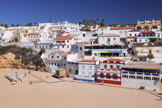Praia da Carvoeiro beach — Fotografia de Stock