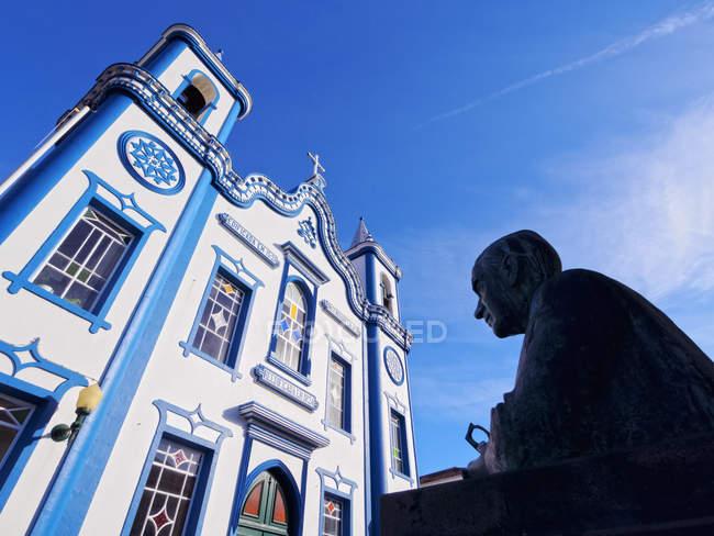 Santo Cristo Church — Fotografia de Stock