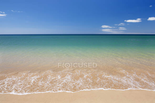 Praia de Tres Irmaos beach — Stock Photo