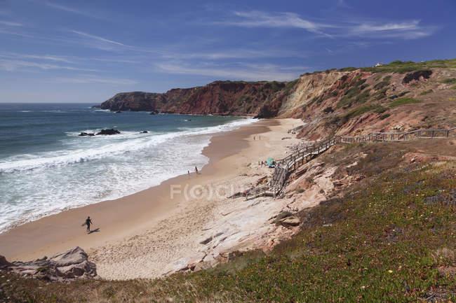 Praia do Amado Beach — Fotografia de Stock