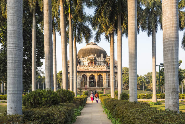Tomb of Muhammad Shah — Stock Photo