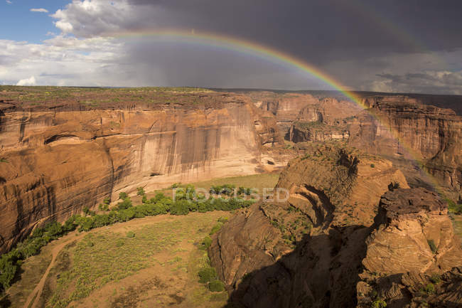 Canyon de Chelly National Monument — Foto stock