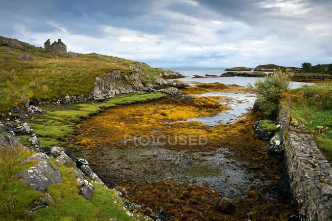 Insel Harris-Landschaft — Stockfoto
