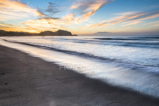 Playa Buena Vista spiaggia ad alba — Foto stock