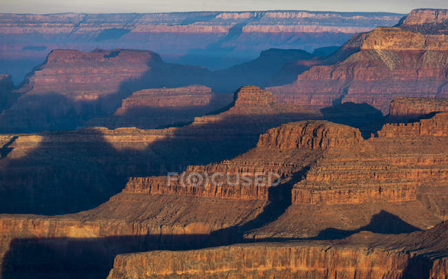 Гранд-Каньйон в Санрайз, штат Арізона, США, Північної Америки — стокове фото