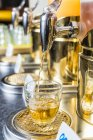 Drinks buffet with — Stock Photo