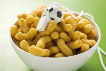 Bolos de amendoim com apito — Fotografia de Stock