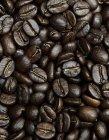 Grains de café torréfiés — Photo de stock