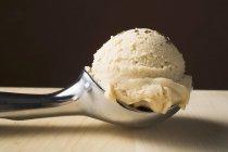Ice cream scoop — Stock Photo