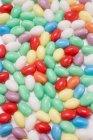 Farbiger Zucker Eiern — Stockfoto