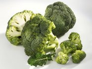 Broccolo verde fresco — Foto stock