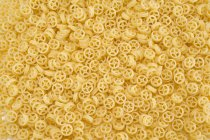Dried wagon wheel pasta — Stock Photo