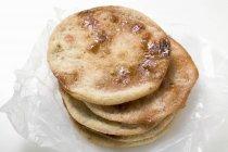 Biscotti a forma rotonda — Foto stock