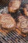 Varie bistecche di manzo — Foto stock