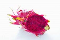 Rosafarbene Drachenfrucht — Stockfoto