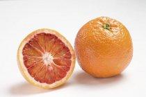 Arance rosse fresche — Foto stock