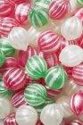 Peppermints doces coloridos — Fotografia de Stock