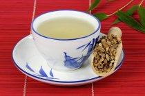 Aucklandia raíz de té - foto de stock